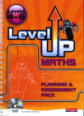 Level Up Maths: Teacher Planning and Assessment Pack (Level 4-6) - Level Up Maths