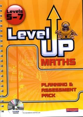 Level Up Maths: Teacher Planning and Assessment Pack (Level 5-7) - Level Up Maths