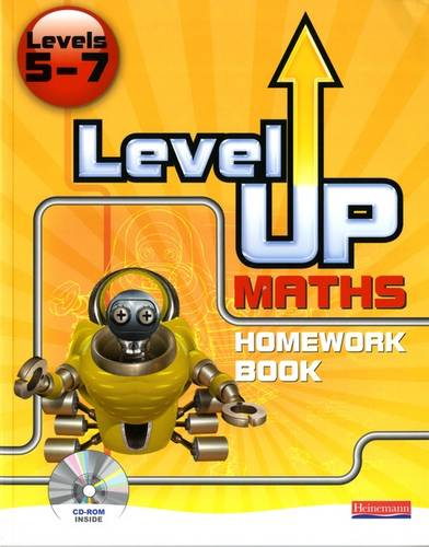 Level Up Maths: Homework Book (Level 5-7) - Level Up Maths