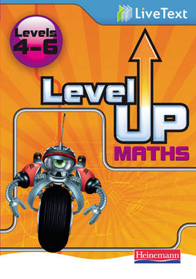 Level Up Maths: LiveText Whiteboard CD-ROM (Level 4-6) - Level Up Maths (CD-ROM)