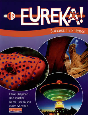 Eureka! 1 Red Pupil Book - Eureka! (Paperback)