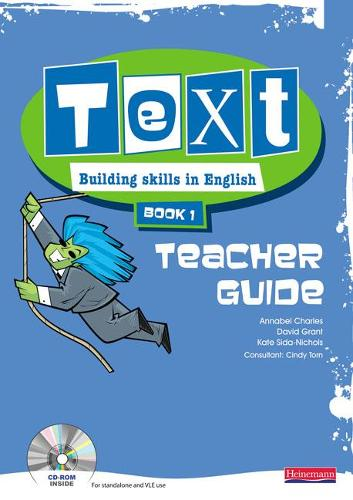 Text: Building Skills in English 11-14 Teacher Guide 1 - Text: Building skills in English