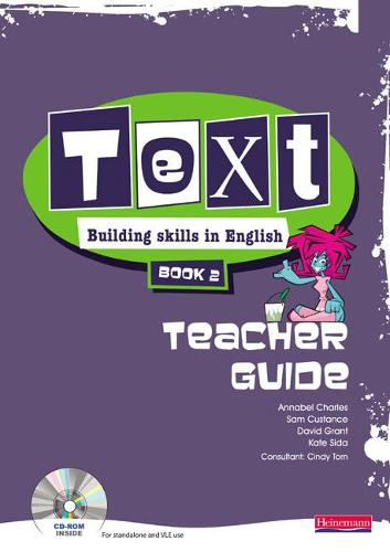Text: Building Skills in English 11-14 Teacher Guide 2 - Text: Building skills in English
