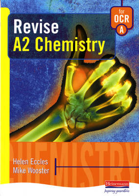 A Revise A2 Chemistry for OCR - AS and A2 Chemistry Revision Guides (Paperback)