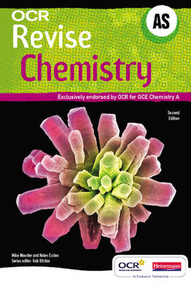 Revise AS Chemistry for OCR A New Edition - OCR GCE Chemistry A (Paperback)