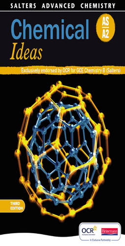 Salters Advanced Chemistry: Chemical Ideas - Salters GCE Chemistry (Paperback)