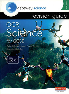 Gateway Science: OCR GCSE Science Revision Guide Foundation - OCR Gateway Science (Paperback)