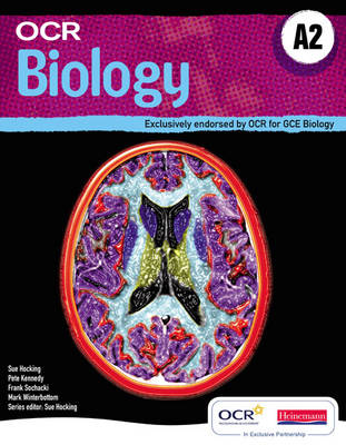 OCR A2 Biology Student Book and Exam Cafe CD - OCR GCE Biology