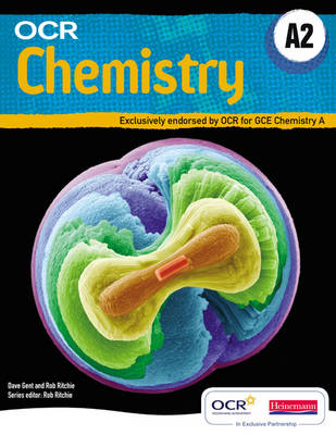 OCR A2 Chemistry A Student Book and Exam Cafe CD - OCR GCE Chemistry A