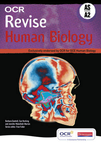 OCR A Level Human Biology AS & A2 Revision Guide - OCR A Level Human Biology (Paperback)