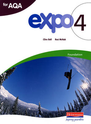 Expo 4 AQA Foundation Student Book - Expo 4 (Paperback)