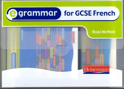 e-Grammar for GCSE French - e-Grammar for GCSE French