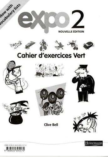 Expo 2 Vert Workbook Pack of 8 New Edition - Expo