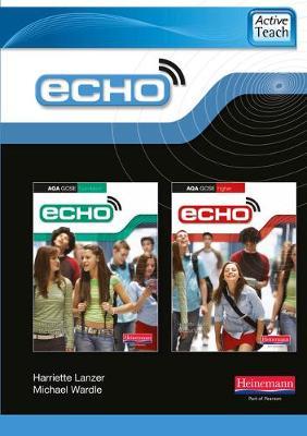 Echo AQA GCSE ActiveTeach (Higher/Foundation)CDROM - AQA Echo GCSE German (CD-ROM)