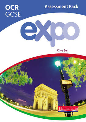 Expo OCR GCSE French Assessment CD - OCR Expo GCSE French (CD-ROM)