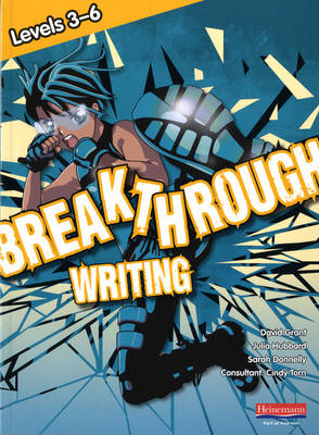 Breakthrough Writing Levels 3-6 Student Book - Breakthrough (Paperback)