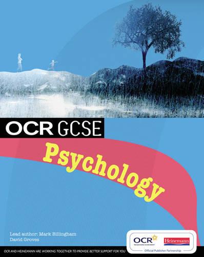 OCR GCSE Psychology Student Book - OCR GCSE Psychology (Paperback)