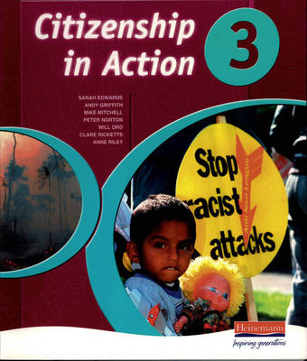 Citizenship in Action Book 3 - Citizenship in Action (Paperback)