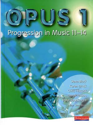 Opus: Student Book 1 - OPUS (Paperback)
