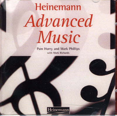 Heinemann Advanced Music CD Pack - Heinemann Advanced Music (CD-Audio)