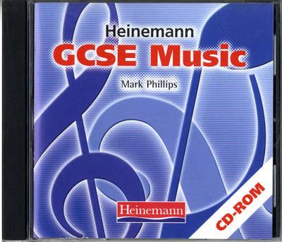 GCSE Music CD-ROM - GCSE Music (CD-ROM)