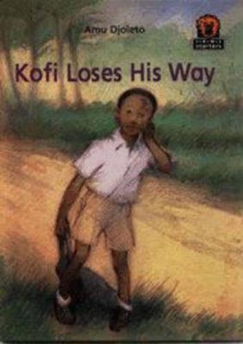 Kofi Loses His Way - Junior African Writers: Starters Level 1 (Paperback)