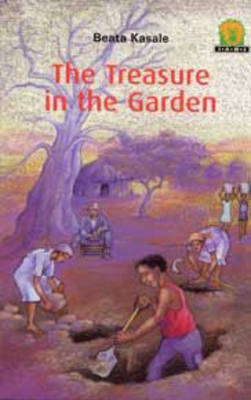 The Treasure in the Garden - Junior African Writers: Level 2 (Paperback)