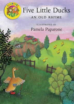 Jamboree Storytime Level A: Five Little Ducks Big Book - Jamboree Storytime (Paperback)