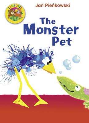 Jamboree Storytime Level B: The Monster Pet Big Book - Jamboree Storytime (Paperback)