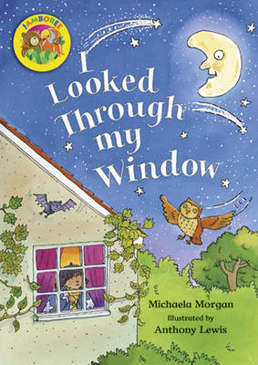 Jamboree Storytime Level B: I Looked Through my Window Big Book - Jamboree Storytime (Paperback)