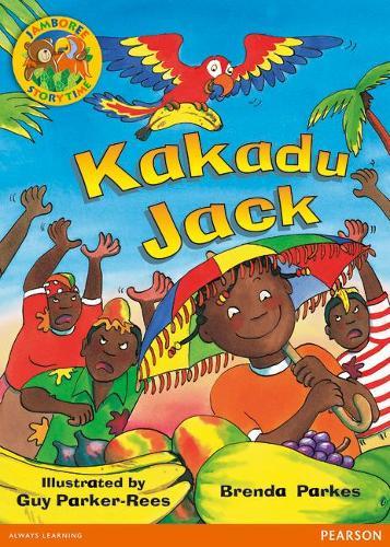 Jamboree Storytime Level A: Kakadu Jack Little Book - Jamboree Storytime (Paperback)