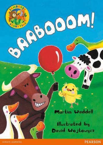 Jamboree Storytime Level A: Baabooom Little Book - Jamboree Storytime (Paperback)