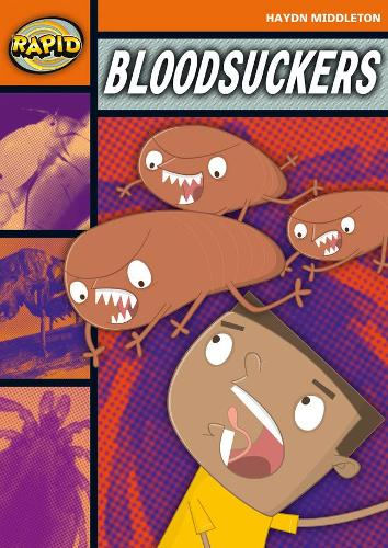 Rapid Stage 4 Set B: Bloodsuckers (Series 1) - RAPID SERIES 1 (Paperback)