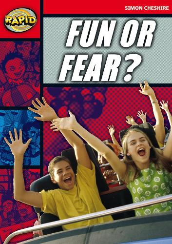 Rapid Stage 5 Set A: Fun or Fear? (Series 1) - RAPID SERIES 1 (Paperback)