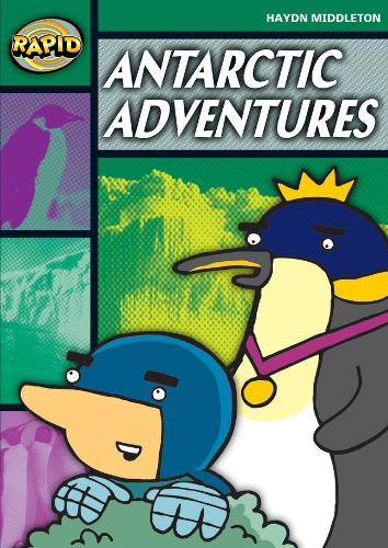 Rapid Stage 5 Set B: Antartcic Adventures (Series 1) - RAPID SERIES 1 (Paperback)