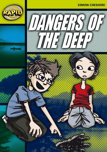 Rapid Stage 6 Set A: Dangers of the Deep (Series 1) - RAPID SERIES 1 (Paperback)