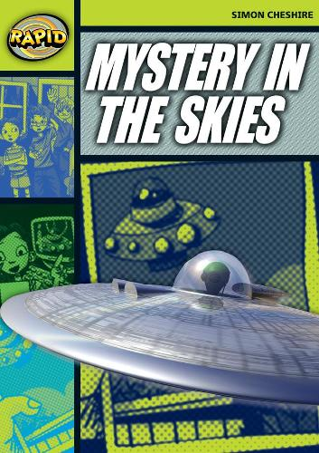 Rapid Stage 6 Set A: Mystery in the Skies (Series 1) - RAPID SERIES 1 (Paperback)