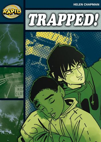 Rapid Stage 6 Set B: Trapped (Series 1) - RAPID SERIES 1 (Paperback)