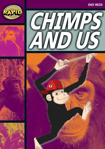 Rapid Stage 1 Set A: Chimps and Us (Series 1) - RAPID SERIES 1 (Paperback)