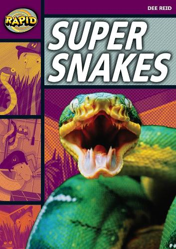 Rapid Stage 1 Set A: Super Snakes (Series 1) - RAPID SERIES 1 (Paperback)