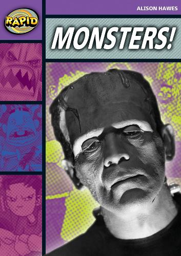 Rapid Stage 1 Set B: Monsters! (Series 1) - RAPID SERIES 1 (Paperback)
