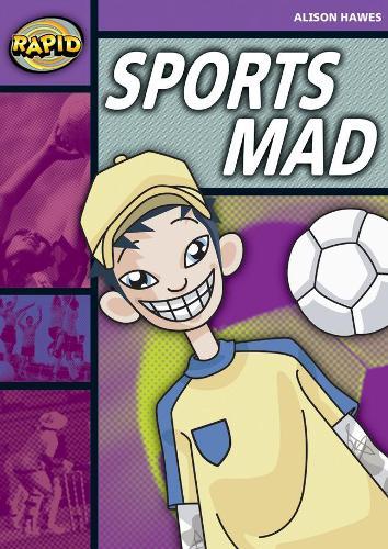 Rapid Stage 1 Set B: Sports Mad (Series 1) - RAPID SERIES 1 (Paperback)