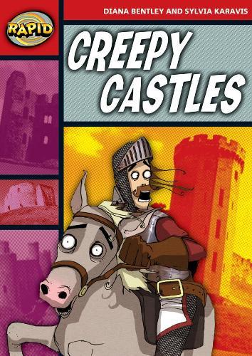 Rapid Stage 2 Set B: Creepy Castles (Series 1) - RAPID SERIES 1 (Paperback)