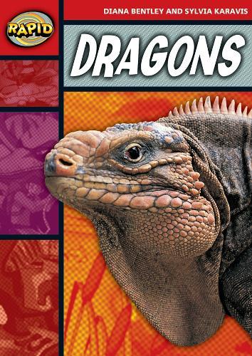 Rapid Stage 2 Set B: Dragons (Series 1) - RAPID SERIES 1 (Paperback)