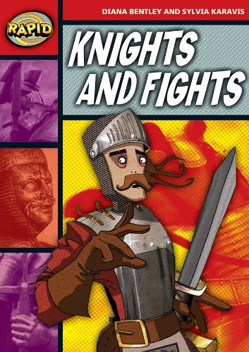 Rapid Stage 2 Set B: Knights and Fights (Series 1) - RAPID SERIES 1 (Paperback)
