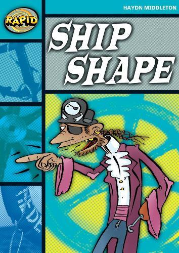 Rapid Stage 3 Set B: Ship Shape (Series 1) - RAPID SERIES 1 (Paperback)
