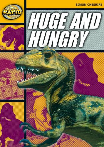 Rapid Stage 4 Set A: Huge and Hungry (Series 1) - RAPID SERIES 1 (Paperback)