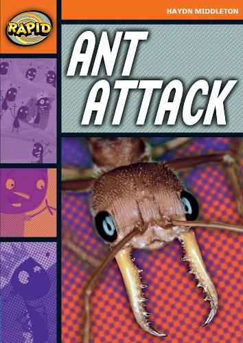 Rapid Stage 4 Set B: Ant Attack (Series 1) - RAPID SERIES 1 (Paperback)