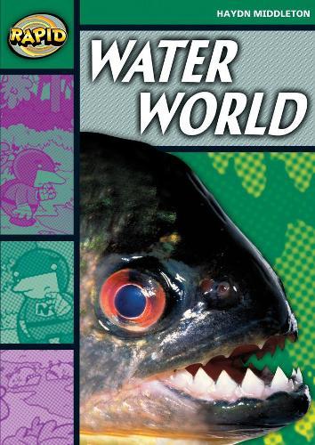 Rapid Stage 5 Set B: Water World (Series 1) - RAPID SERIES 1 (Paperback)