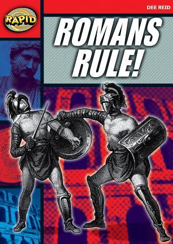 Rapid Stage 5 Set A: Romans Rule! (Series 2) - RAPID SERIES 2 (Paperback)